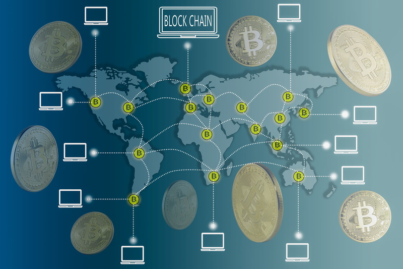 世界中に広がる仮想通貨
