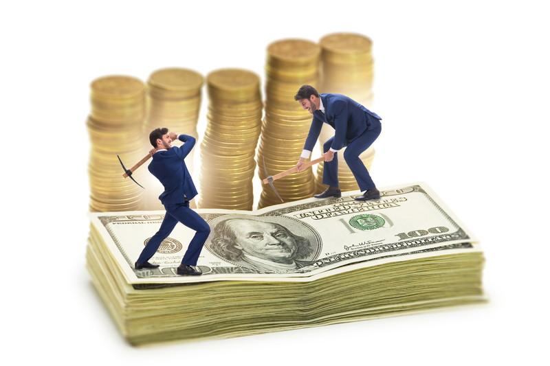 仮想通貨へ投資